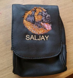 Dog treat bags